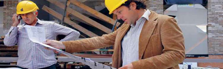 Het Zekerheidspakket biedt u financiële zekerheid tegen de meest voorkomende schaderisico's in de bouw.